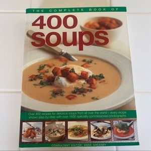 The Complete Book of 400 Soups